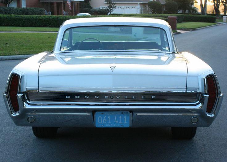 1964 Pontiac Bonneville   MJC Classic Cars   Pristine Classic Cars For Sale - Locator Service
