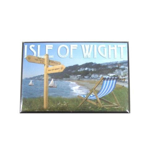 Shop today for Funky Isle of Wight Fridge Magnet by weeabootique !