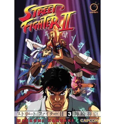 Street Fighter II: v. 3