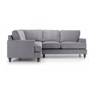 Bonnie Right Corner Sofa in Light Grey