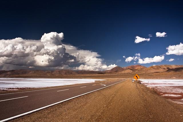 Deserto do Atacama - Chile.  By teixeira.kauhan, via Flickr.