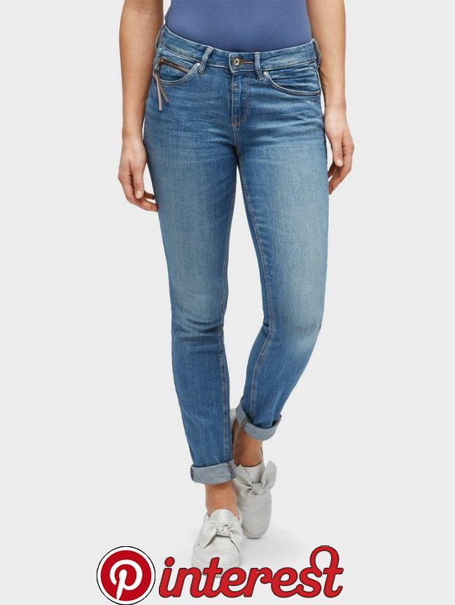 Alexa Skinny Jeans by Tom Tailor | Look Again