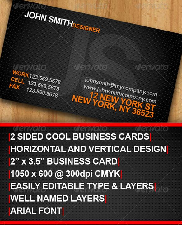 Coole Visitenkarten Ai Plus Cool Business Card Designs Für
