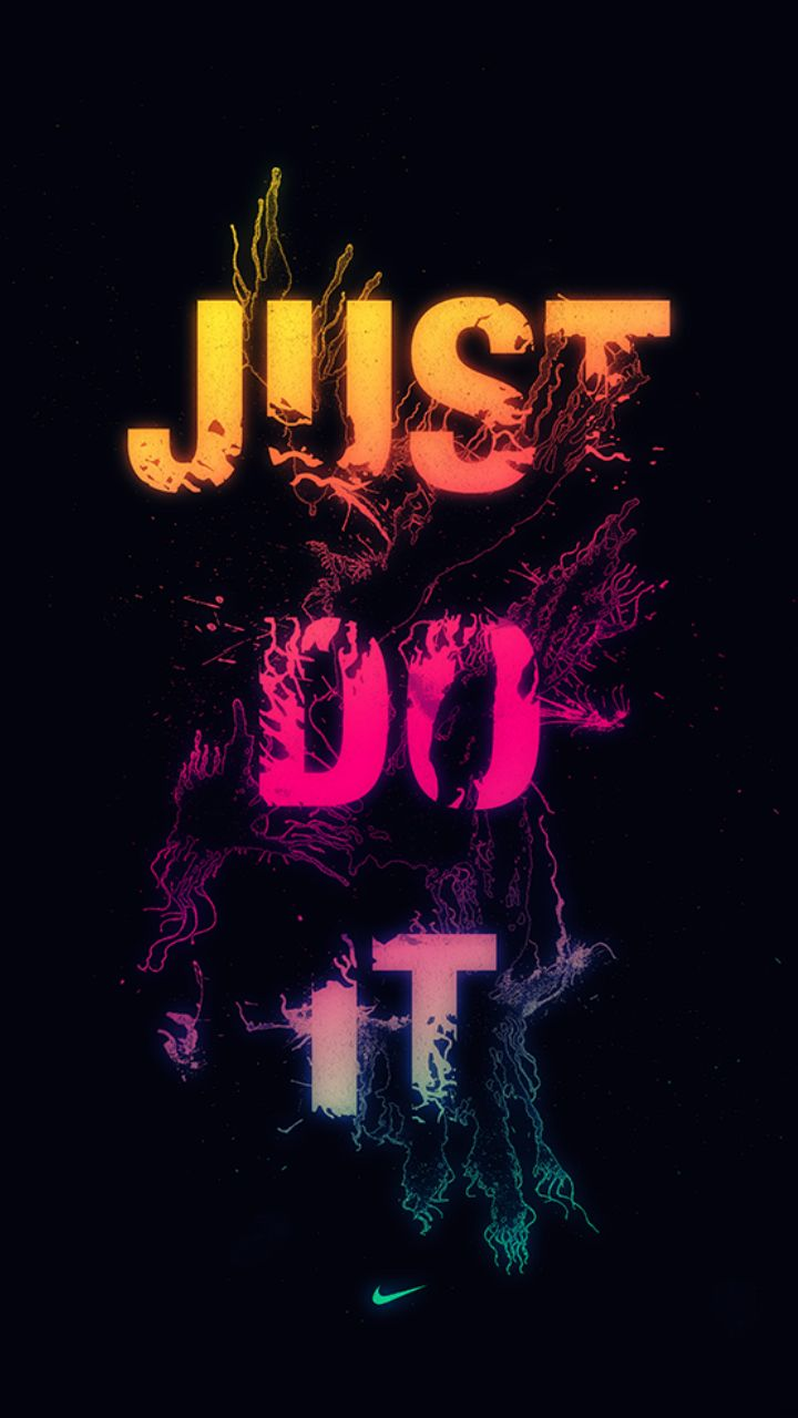 (NIKE) Just Do It