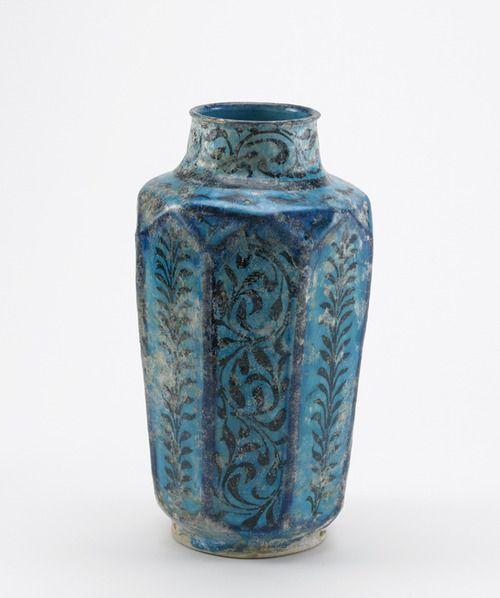 Vase, early 13th century, Saljuq period, Iran