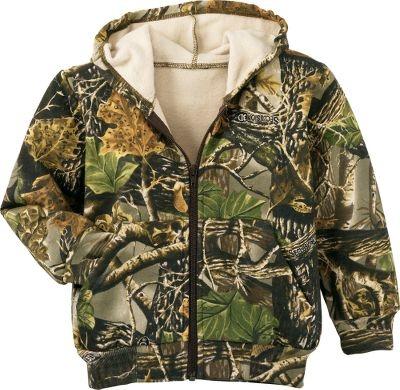 Cabela's Infants'/Toddlers' Hooded Camo Sweatshirt Jacket    Regular Price:       $24.99