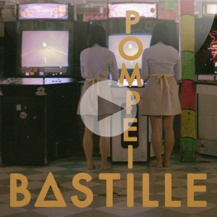 Listen to 'Pompeii' by Bastille from the album 'Pompeii' on @Spotify follow rhen13,  thanks to @Pinstamatic - http://pinstamatic.com