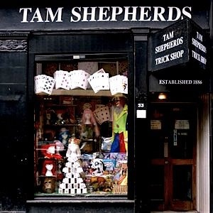 Tam Shepherds Joke Shop the best place in glasgow to find anything to do with joke and more.....going there this week with kids