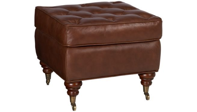 bernhardt brown leather club chair beach lounge target futura - accent ottoman chairs and ottmans at jordan's furniture in ma, ri nh ...