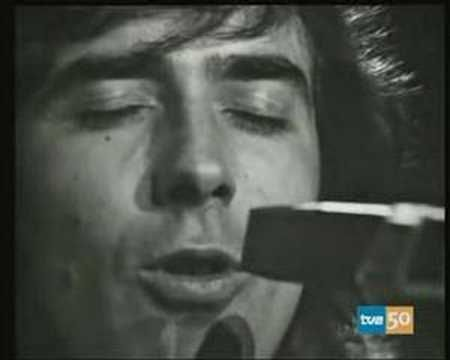 JOAN MANUEL SERRAT, LA SAETA, 1974. - YouTube