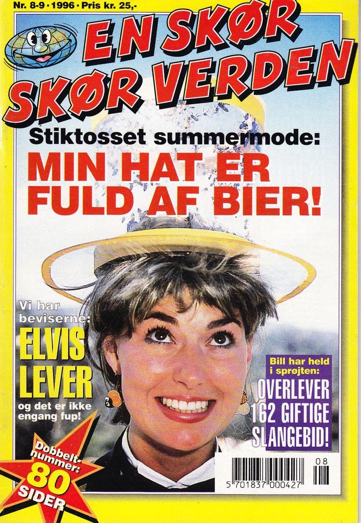 """""""En skør skør verden 8/9 1996"""""""