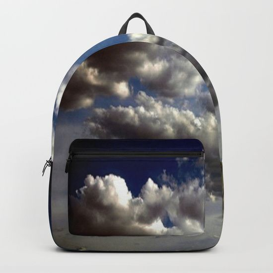 Cloud Formations Backpacks