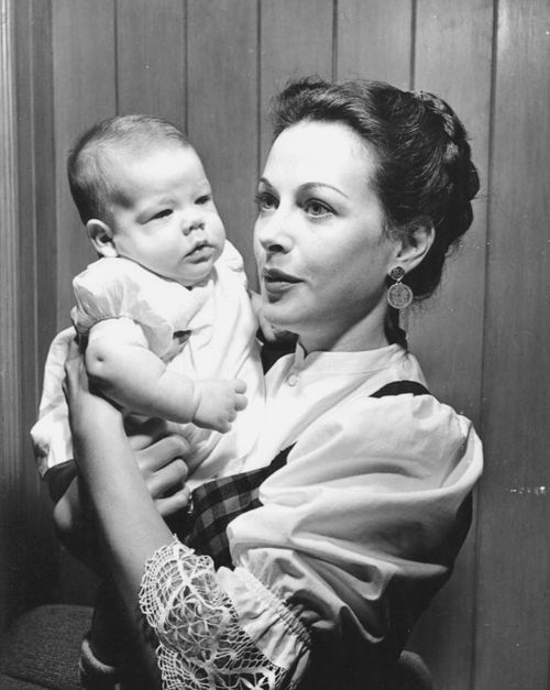vivien leigh and suzanne 205cones pinterest babies