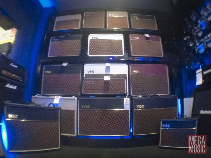 The Vox Amp wall, including White Broncos, Maroon Broncos and the remaining 60th Anniversary AC30 handwired. #vox #vox amp #voxamps #voxamplification #voxamplifier #voxamplifiers #handwired #amp #amps #guitaramp #guitaramps #guitaramplifier #guitaramplifiers #megamusic #megamusicmyaree