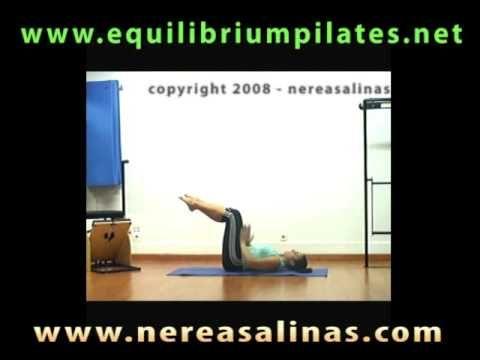 Clase de Pilates para Principiantes- Curso de Pilates de CCC