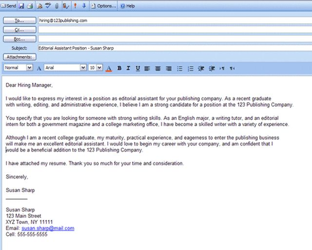 Best 25+ Examples of cover letters ideas on Pinterest Cover - how do you make a cover letter