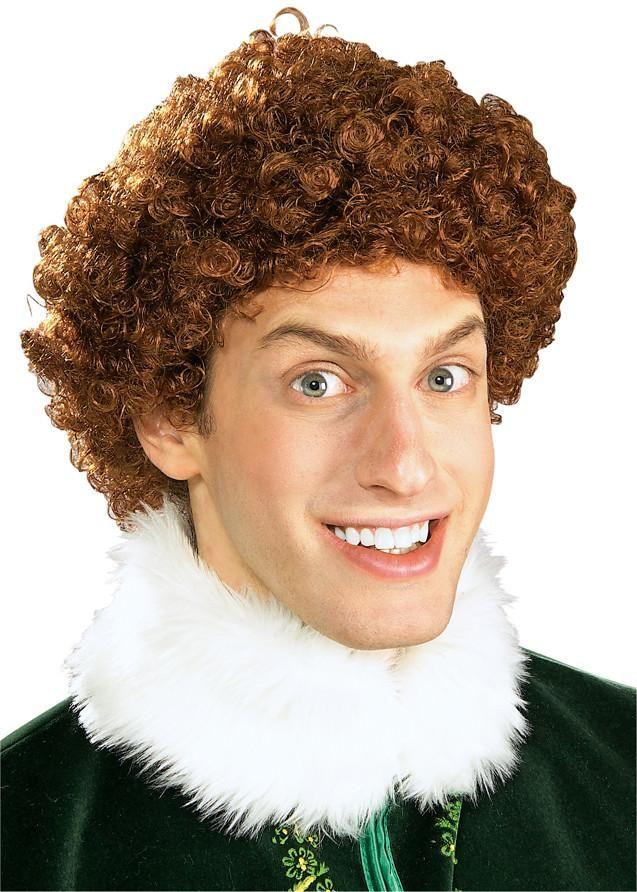 Costume Accessory: Buddy the Elf Wig - 1 Units