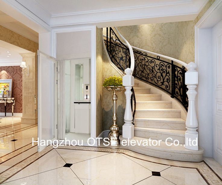 17 best images about staircases elevators and lifts on for Elevator house