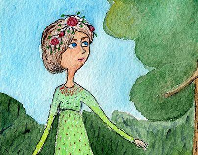 "Check out new work on my @Behance portfolio: ""Walk"" http://be.net/gallery/33541453/Walk"