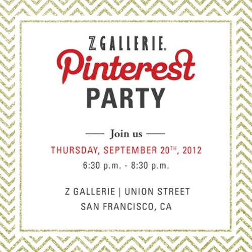 We're hosting a Pinterest party to celebrate our FW12 collections! In the San Francisco area? Join us and pin our new arrivals in person: http://zgal.re/RGKYrj Can't join us? Leave your Pinterest name in the comments below and we'll add you to this collaborative board so you can collect inspirations with us. #zgalleriePinterest Parties, Fw12 Collection, Enjoy Desserts, Collection Inspiration, Collaborative Boards, Celebrities, Parties Ideas, San Francisco, Francisco Area