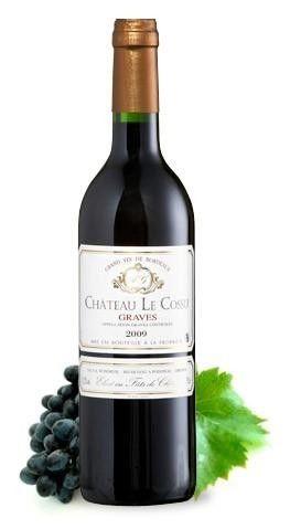 """cassa da 12 bottiglie di Vino Rosso Prestige by """"Vignobles Guindeuil"""""""