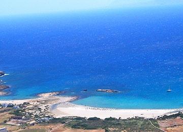 Maganari, Ios island