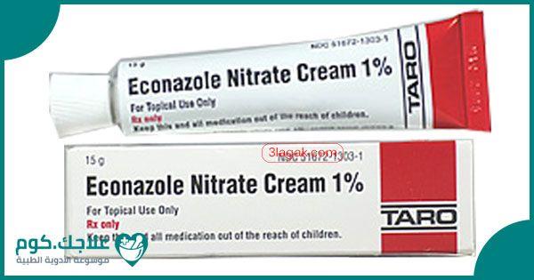 كريم إيكونازول Econazole دواعي الاستعمال الأعراض السعر الجرعات علاجك Cream Taro