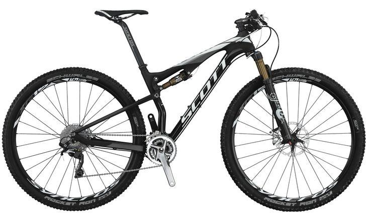 2014 Scott Spark 900 Premium Bike SCOTT Spark 900 Premium Bike