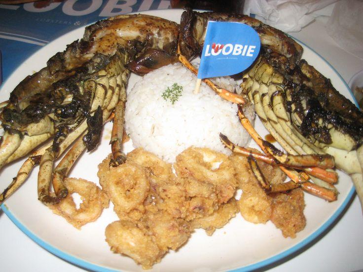 Lobster di Loobielobster   #seafood #JlGunawarman32JakSel