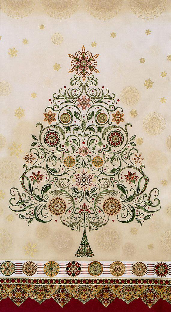 Robert Kaufman Fabric Winter S Grandeur By