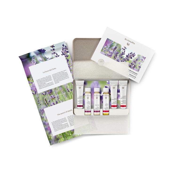 Daily Body Harmony Kit Dr. Hauschka | Scarlet & Julia