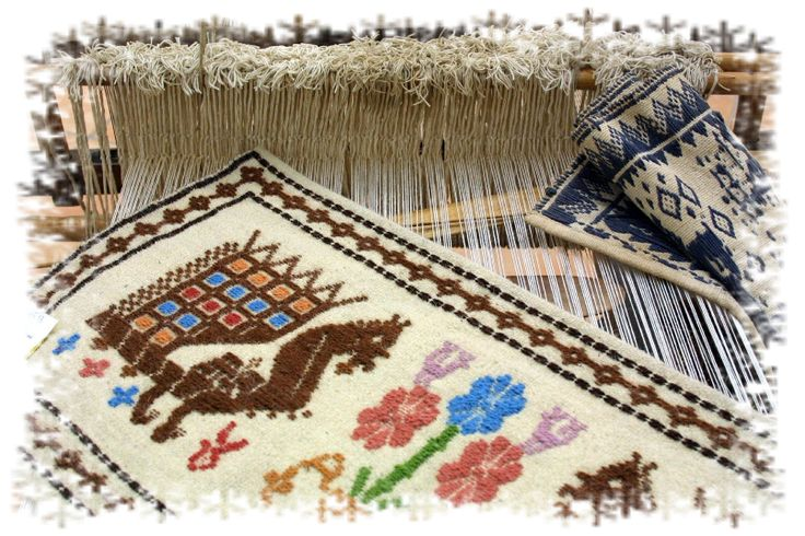 Produzione Tessile Tradizionale in Sardegna :: I Tappeti Sardi, le lavorazioni tessili sarde, informazioni e curiosità sull'artigianato tessile sardo.