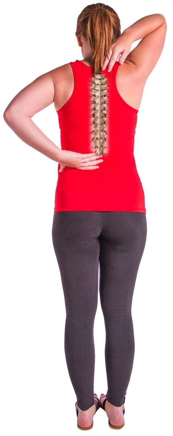 how to fix middle upper back pain
