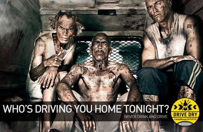 BrandHouse drink-drive