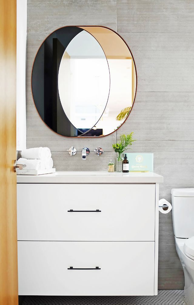 20 Best Bathroom Mirror Ideas on Wall