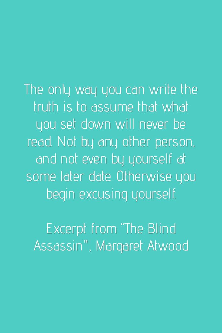 the blind assassin thesis I just finished the blind assassin – i had started and stopped about a year or so ago, but was encouraged to take it up again after your review.