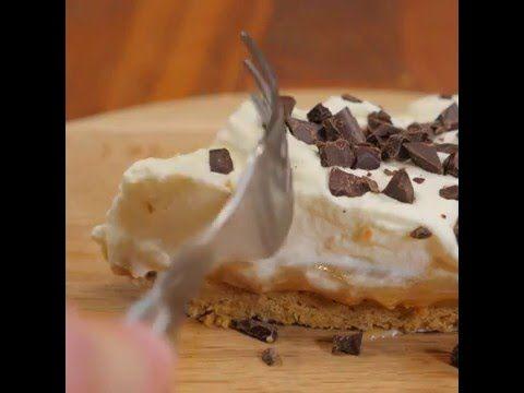 Banana Toffee Pie – den ultimative super bowl dessert | | Gastromand.dk