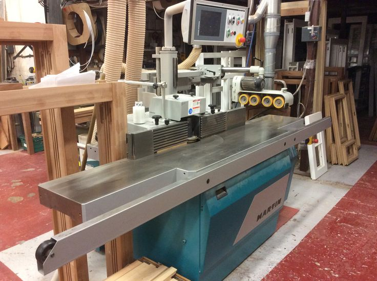 Martin T27 Spindle Moulder at Grabex Windows Croydon supplied by Scott & Sargeant - News « Scott+Sargeant Woodworking Machinery | UK at Scott+Sargeant Woodworking Machinery / UK at Scott+Sargeant Woodworking Machinery / UK