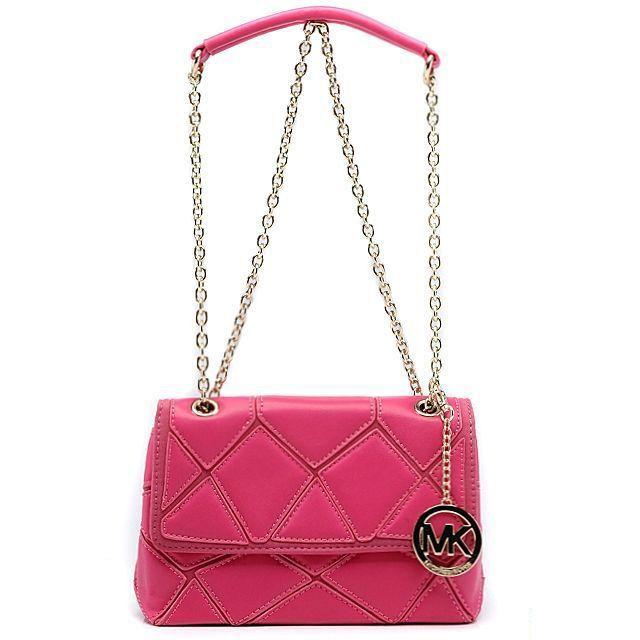 Price:$71.43 Michael Kors Sloan Large Pink Shoulder Bags http://www.michaelkorspro.com/