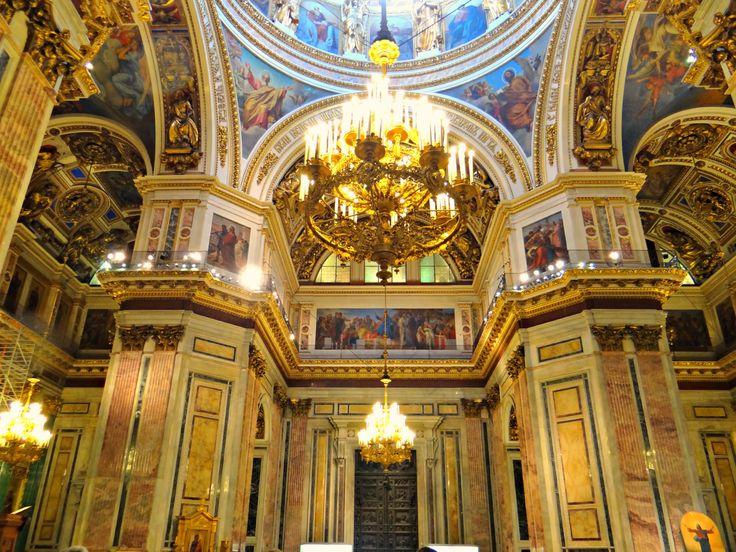 Szentpétervár: Izsák székesegyház