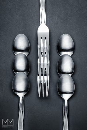 Fork And Spoon I