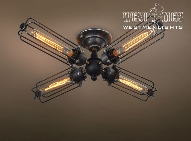 Best 25 Industrial Ceiling Fan Ideas On Pinterest