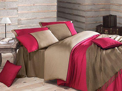 Biancheria da letto di lusso , raso di cotone fucsia Annette Issimo ISSIMO http://www.amazon.it/dp/B00YSBK2XM/ref=cm_sw_r_pi_dp_46UBvb120T2X4