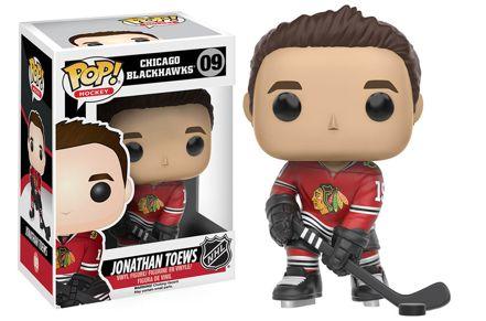 Funko Pop! NHL Chicago Blackhawks Jonathan Toews | Planet of the Pops | Sports…