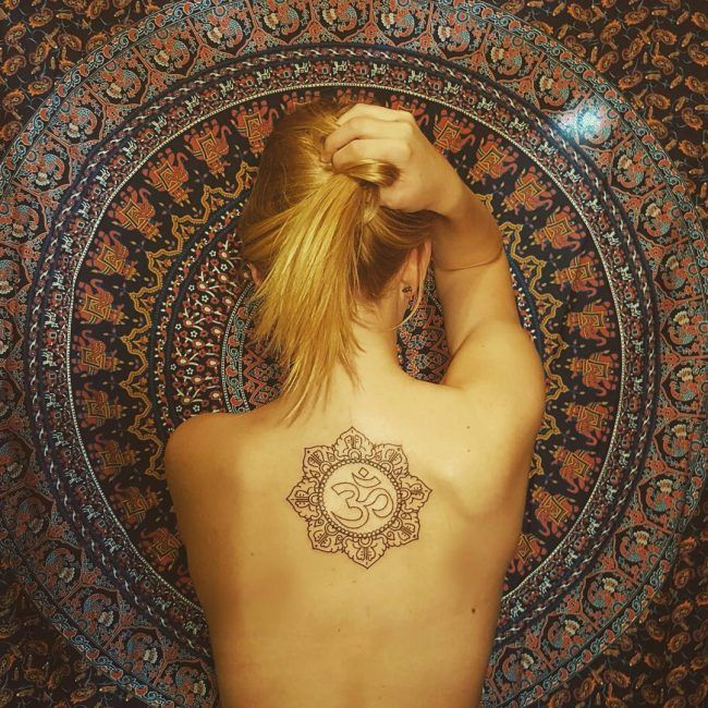 Honor the spiritual side of you with these meaningful #Hinduism inspired #Tattoos   #Art #Spiritual #Hindu
