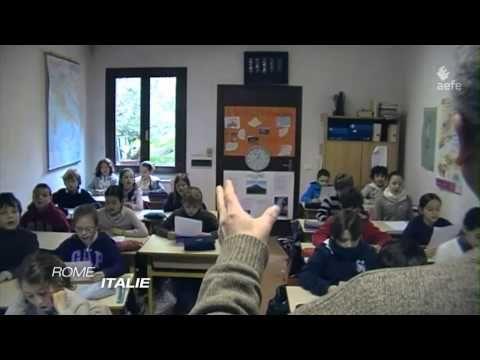 Une journée dans les lycées francais du monde (AEFE) - YouTube