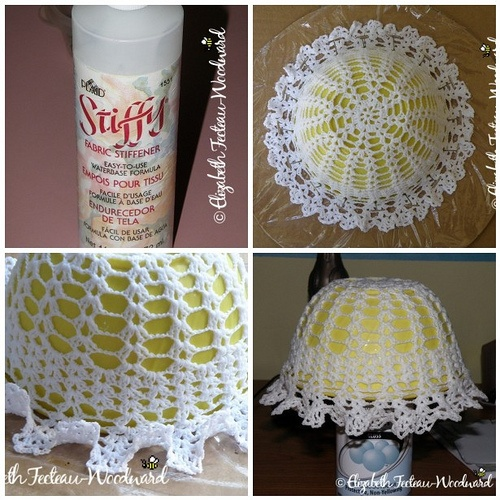 Crochet Basket Steps