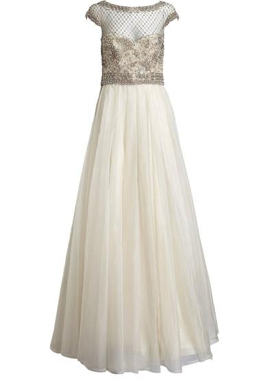 collette dinnigan - beaded wedding dress