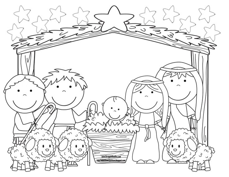 Birth of Jesus B&W PTC.pdf
