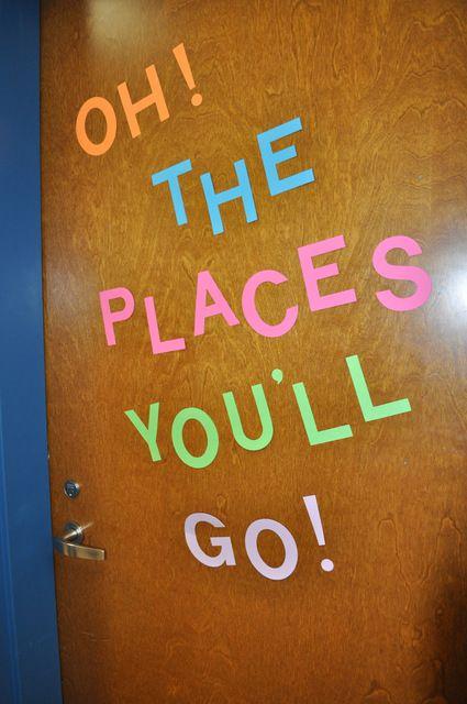 Oh  The Places You ll Go Staff Appreciation Party Ideas. 213 best Graduation images on Pinterest   Graduation ideas
